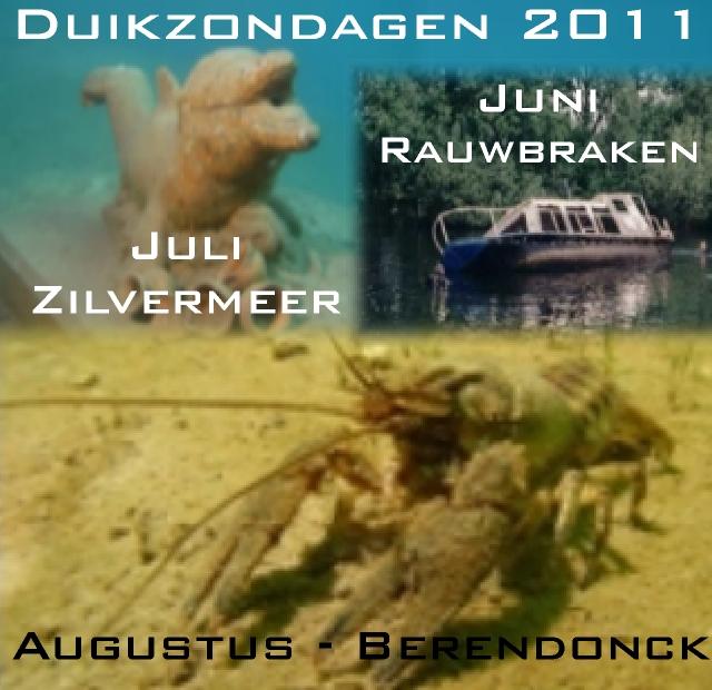 DTE Duikzondagen 2011