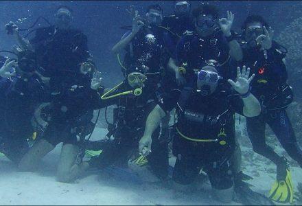 Een duikreis naar Egypte