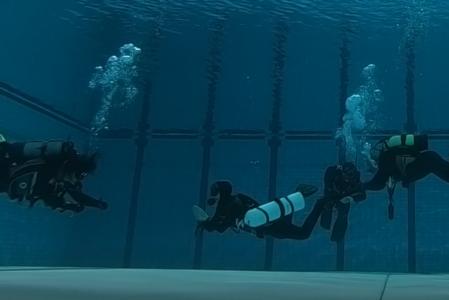 Speciale zwembadlessen