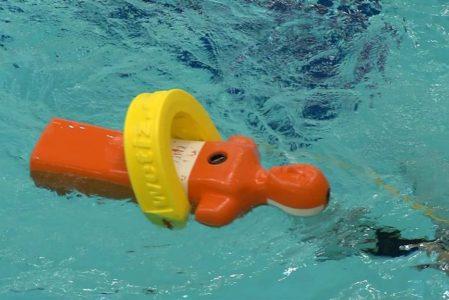 Toezichthouderstraining, reddingszwemmen