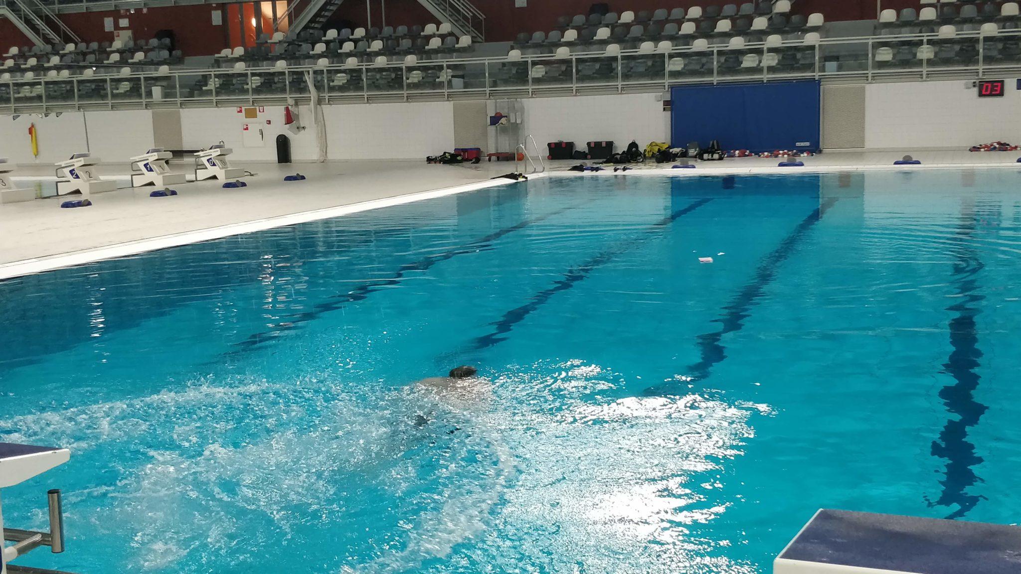 Alle zwembadtrainingen, clubavonden en de extra intro-avond afgelast