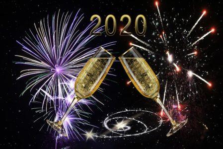 Nieuwjaarsreceptie 2020!